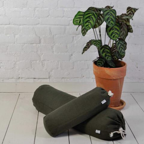 Poduszki i wałki do jogi
